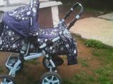 Продам детскую коляску зима/лето