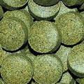 Таблетки для донных рыб со спирулиной