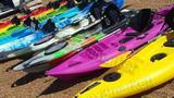 Пластиковая лодка Strong kayak Sport