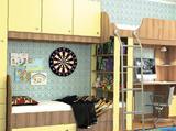 Детская комната для двоих 3. 9 м. Новая, бу