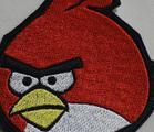 """Нашивка""""Angry Birds"""", бу"""