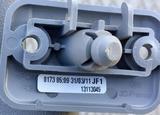 Козырек солнцезащитный правый Opel Astra H 04-12г